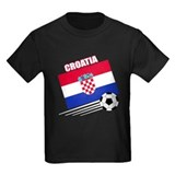 Croatia Soccer Team T