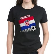 Croatia Soccer Team Tee