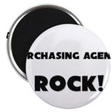 Purchasing Agents ROCK Magnet