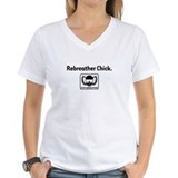 Rebreather Chick Shirt