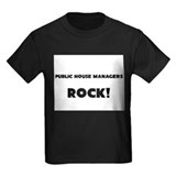 Public House Managers ROCK T