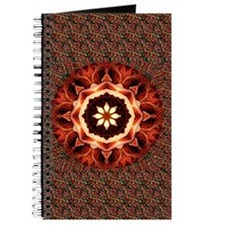 Kaleidoscope Rose Journal