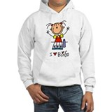 I Love Bingo! Hoodie