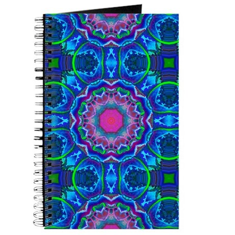 Cyberdelic Kaleidoscope Journal