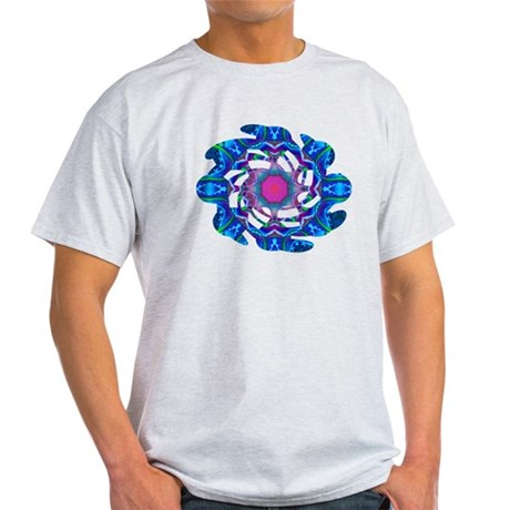 Cyberdelic Kaleidoscope Light T-Shirt
