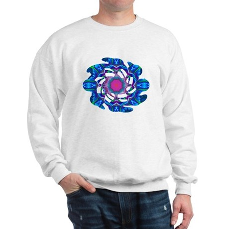 Cyberdelic Kaleidoscope Sweatshirt