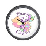 Baoji China Wall Clock