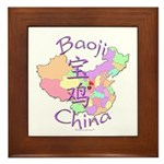 Baoji China Framed Tile