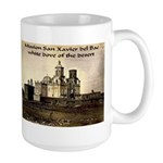 Mission San Xavier del Bac Large Mug