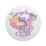 Tongchuan China Ornament (Round)