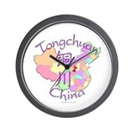 Tongchuan China Wall Clock