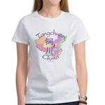 Tongchuan China Women's T-Shirt