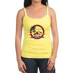 All American Woman Jr. Spaghetti Tank