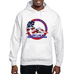 All American Woman Hooded Sweatshirt