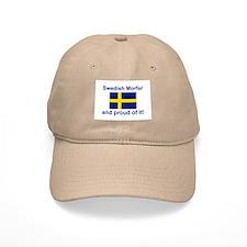 Proud Swedish Morfar Baseball Cap