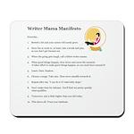 Writer Mama Mousepad