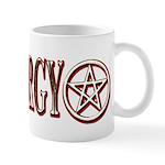 CLERGY (pagan) Mug