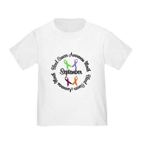 Blood Cancer Toddler T-Shirt