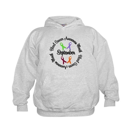 Blood Cancer Kids Hoodie