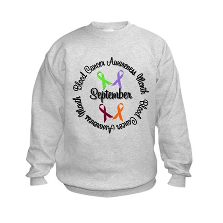 Blood Cancer Kids Sweatshirt