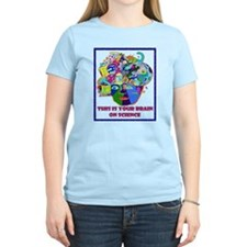 science brain T-Shirt