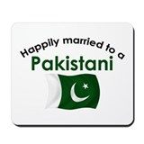 Happily Married Pakistani 2 Mousepad