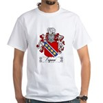 Fagnani Family Crest White T-Shirt