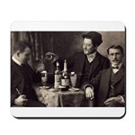 Three Absinthe Drinkers Mousepad