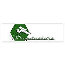 Cropdusters Bumper Bumper Sticker