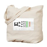 Funny Measuring Tote Bag