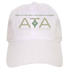 Appalachian Trail Thru-Hiker Baseball Cap