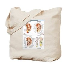 Cute China map Tote Bag