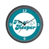 I'm A Keeper Wall Clock