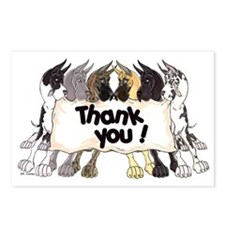 C6 Thank You Postcards (Package of 8)