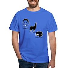 Obama-llama-ding-dong T-Shirt