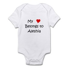 Aleshia Infant Bodysuit