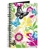 Funky Butterfly Journal