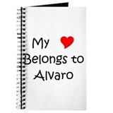 Funny Alvaro Journal