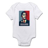 Barack Obama Change Infant Bodysuit