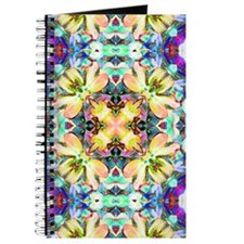 Four Flower Kaleidoscope Journal