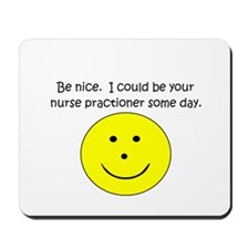 Nurse Practioner Mousepad