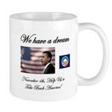 Obama's Dream Mug