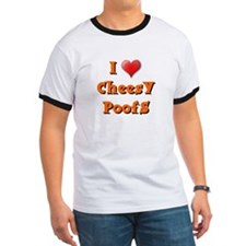 I LOVE CHEESY POOFS T