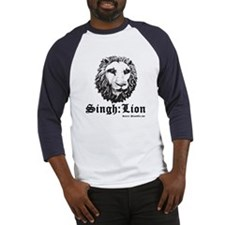 Singh is a Lion Baseball Jersey