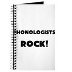 Phonologists ROCK Journal