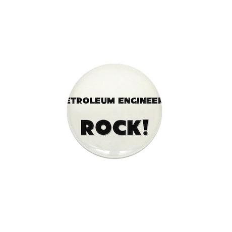 Petroleum Engineers ROCK Mini Button (10 pack)