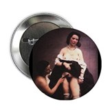 Vintage Nude Lesbian (VIII) Daguerreotype Button