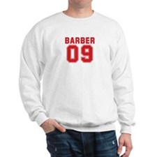 BARBER 09 Sweatshirt