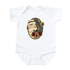 Turkey Pilgrim Thanksgiving Infant Bodysuit