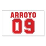 ARROYO 09 Rectangle Decal